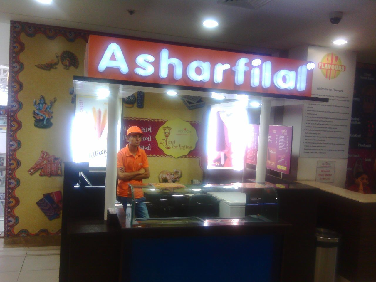 Alpha One Mall Ahmedabad Food Court Alpha One Mall Food